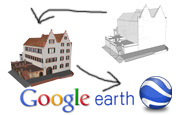 google earth modellierer